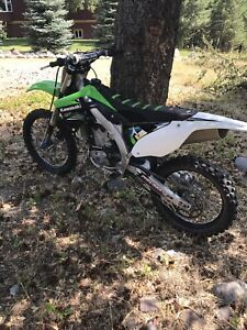 KX450F 2014!! Only 40 hours!!