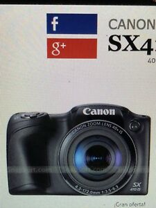Canon power shot sx410 IS