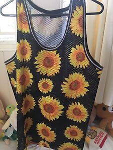 Pulp Kitchen Dangerfield Sunflower Basketball Shirt Auchenflower Brisbane North West Preview