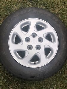 Toyota Camry Rims Brand New Tires