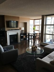 2 bedroom fully furnished suite in Bishops Landing
