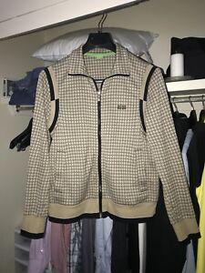 Rare Hugo Boss Zip Through Jacket-$740