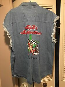 Authentic Ricks Restorations Work Shirt