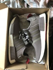 "Adidas NMD ""Tech Earth"" size 9.5 vnds"