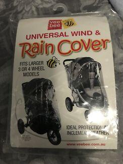 Universal rain cover