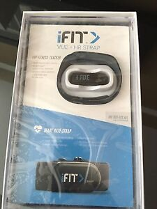 IFit Vue with HR strap