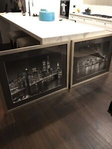 Coco Republic Artwork / Print - Manhattan Skyline and Brooklyn Bridge Bulimba Brisbane South East Preview