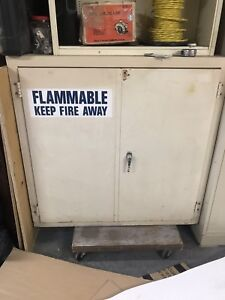 Cabinet for Flammable storage