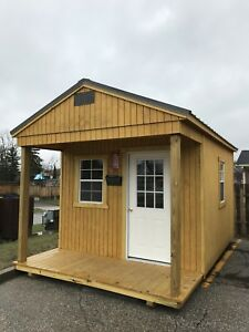 Shed - 10' X 16' Utility Shed Playhouse