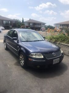 Vw Passat 1.8t manual 2003