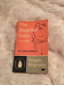 The Diaghilev Ballet by Grigoriev