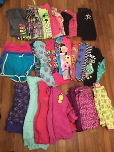 Girls size 10/12 clothing lot