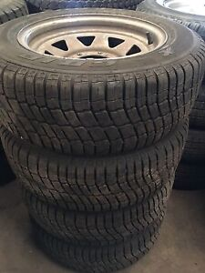 205/55/R15C new condition tyres Chermside Brisbane North East Preview