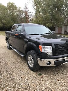 2011 Ford crew cab 4X4