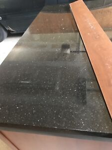 Granite counter top kitchen island