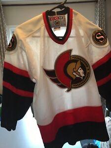 Youth NHL Ottawa Senators NHL hockey jersey