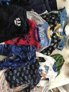 Kids sized 3T clothing wardrobe (60 plus items)