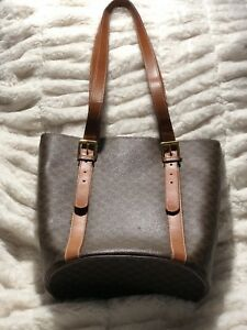 Celine Macadam Collection Bucket Bag