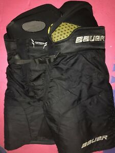 Bauer Supreme Total One NXG hockey pants.