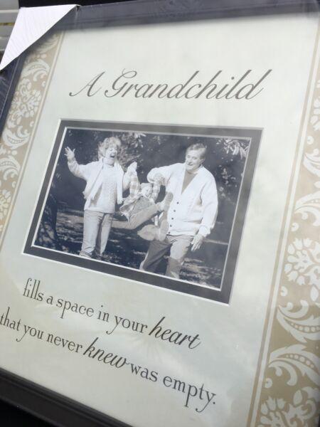 Grandparents Photo frame | Picture Frames | Gumtree Australia ...