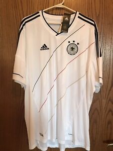 49badc092 Adidas Spain 2010 FIFA World Cup Champions Football Soccer Shirt Size Large  Jersey. Germany Football Jersey 2XL