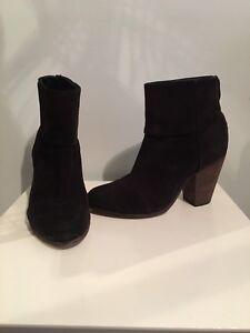 Rag & Bone Newbury boot like Gucci Zara Dior mackage