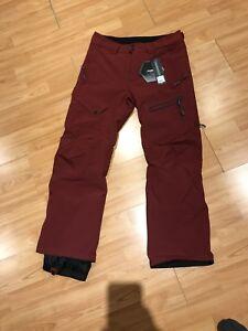 Pantalon ski ou snowboard O'Neill Jeremy jones, homme, small