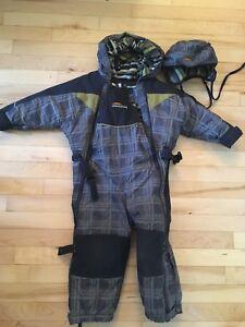 Manteau enfant chlorophylle