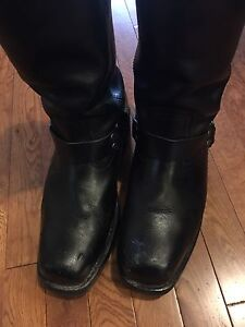 Harley Boots Steel Toe/Sole