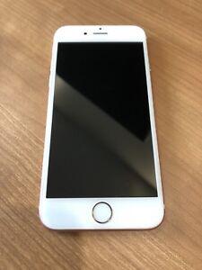 Rose Gold IPhone 6S UNLOCKED