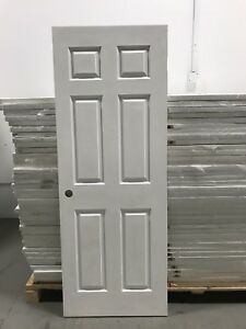 Interior Fiberglass Solid Door