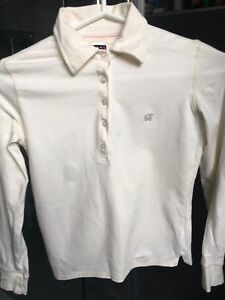 Polo fille Tommy Hilfiger