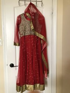Indian dress anarkali / churidar