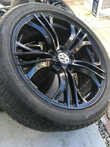 volkswagen rims and tires gti gli jetta passat R32 golf rabbit