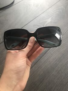 Authentic Tiffany and co ladies sunglasses