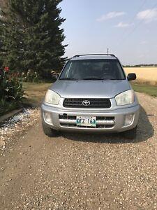 2002 Rav4 for sale