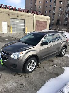 Chevy equinox safetied