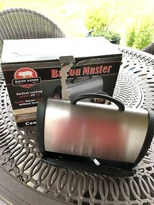 Bacon Nation low and slow bacon cooker NIB
