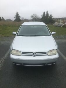 2004 Volkswagen Golf (Parts or Repair)