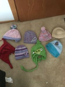 Winter hats kids 4-6 years