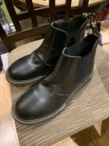 Leather Blundstone style boots NEW size 12