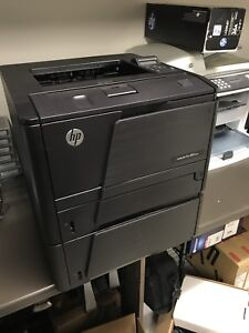 HP LaserJet Pro 400 M401n Business Laser Printer