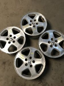 Mags 16 pouces 5x114.3 HONDA ODYSSEY - ACCORD