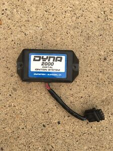 Dyna 2000 electronic ignition module