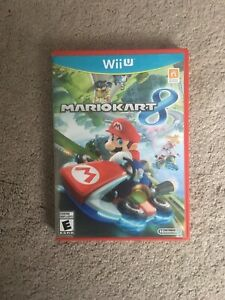 Mario Kart 8 plus 2 steering wheels