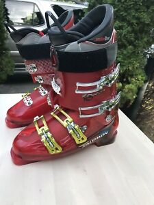 Salomon Falcon 10 ski boots US10.5/28