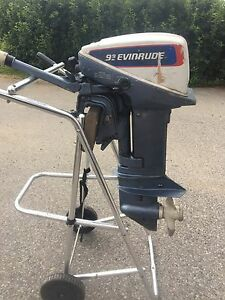 Evinrude 9.9 short shaft