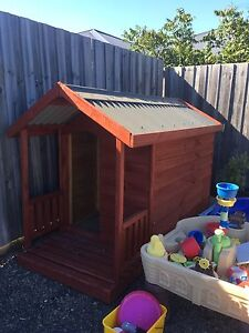 Large dog kennel / small cubby house Whittlesea Whittlesea Area Preview