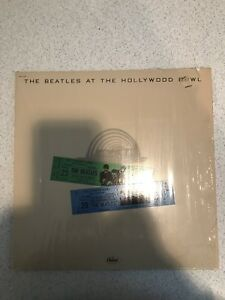 Four Beatles Albums-Original Vinyl