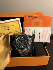 BRAND NEW STUHRLING WATCH | Send offer